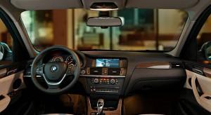 BMW X3 - фото салона #1