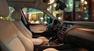 BMW X3 - фото салона #3