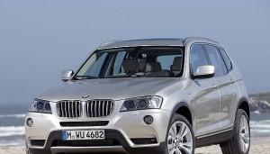 BMW X3 - фото кузова #1