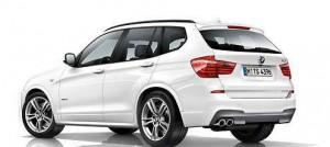 BMW X3 - фото кузова #2