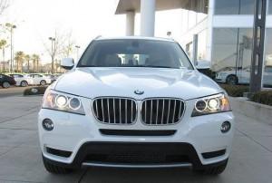 BMW X3 - фото кузова #3