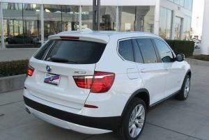 BMW X3 - фото кузова #4